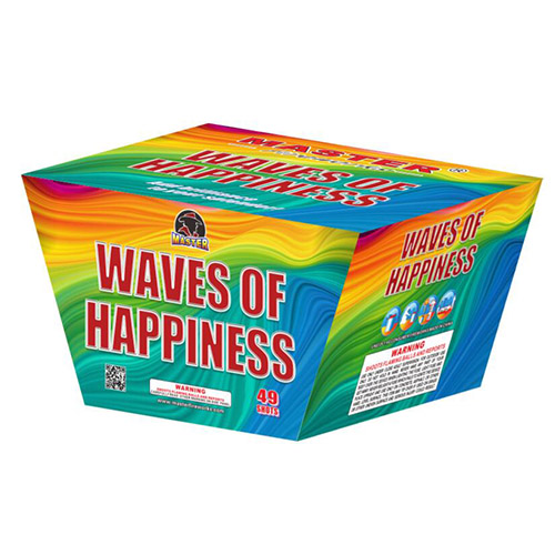 Waves Of Happiness, 49 Shot