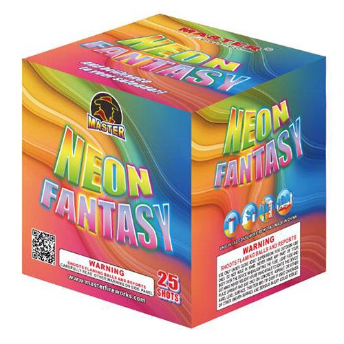 Neon Fantaziya, 25 Atış