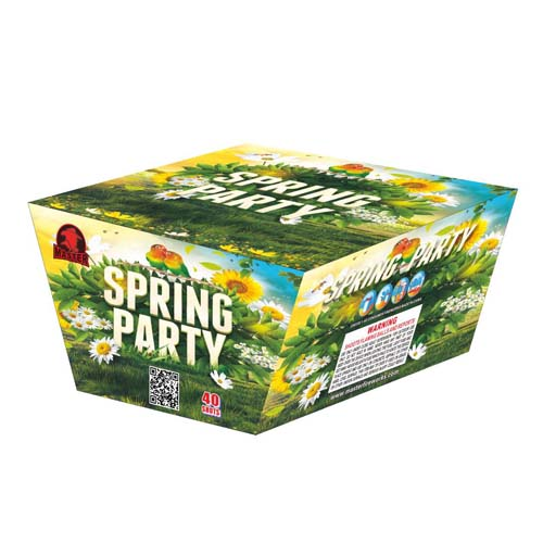 Spring Party, 40 Shot