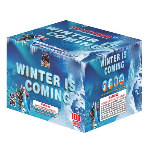 Winter Is Coming, 100 Shot