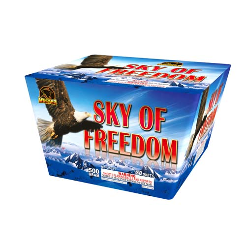 Sky of Freedom, 58 Shot