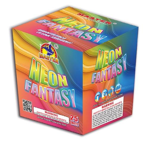 Neon Fantasy, 25 skud