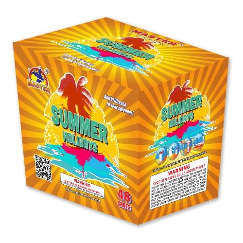 Sumeer Holiday, 48 skud