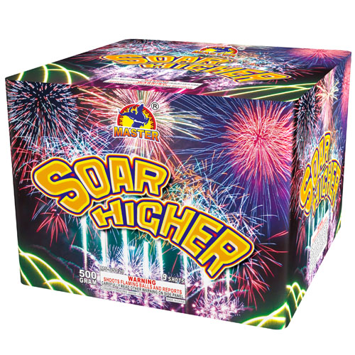 Soar Higher ,9 Shot