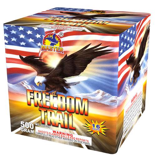 Freedom Trail, 16 skote